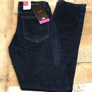 NWT Lee straight leg jeans